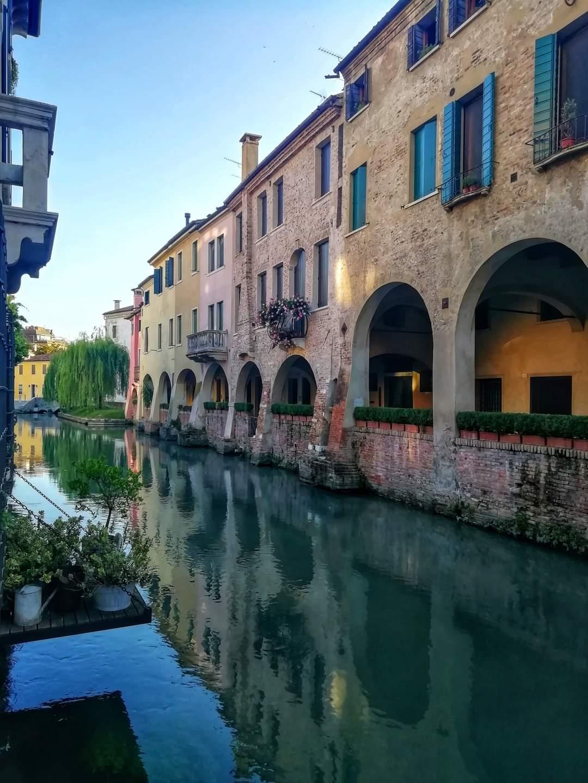 Führung in Treviso mit Reiseleiterin Buranelli Kanal