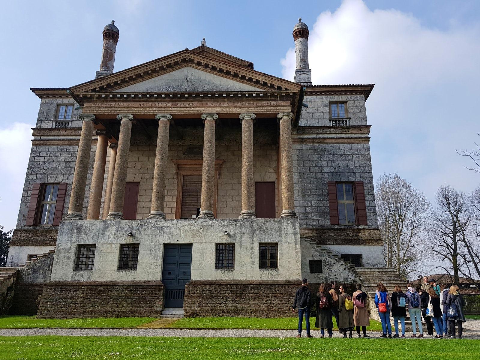 Visita guidata Villa Foscari la malcontenta sulla riviera del Brenta
